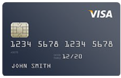 VIA card icon