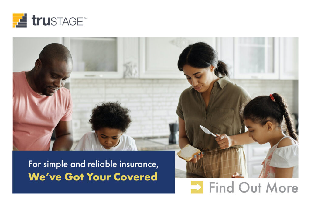 TruStage Insurance Banner